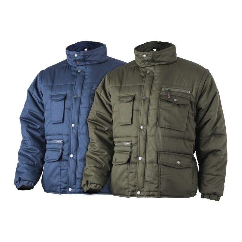 XPSL - POLENA SLEEVE mellénnyé alakítható kabát