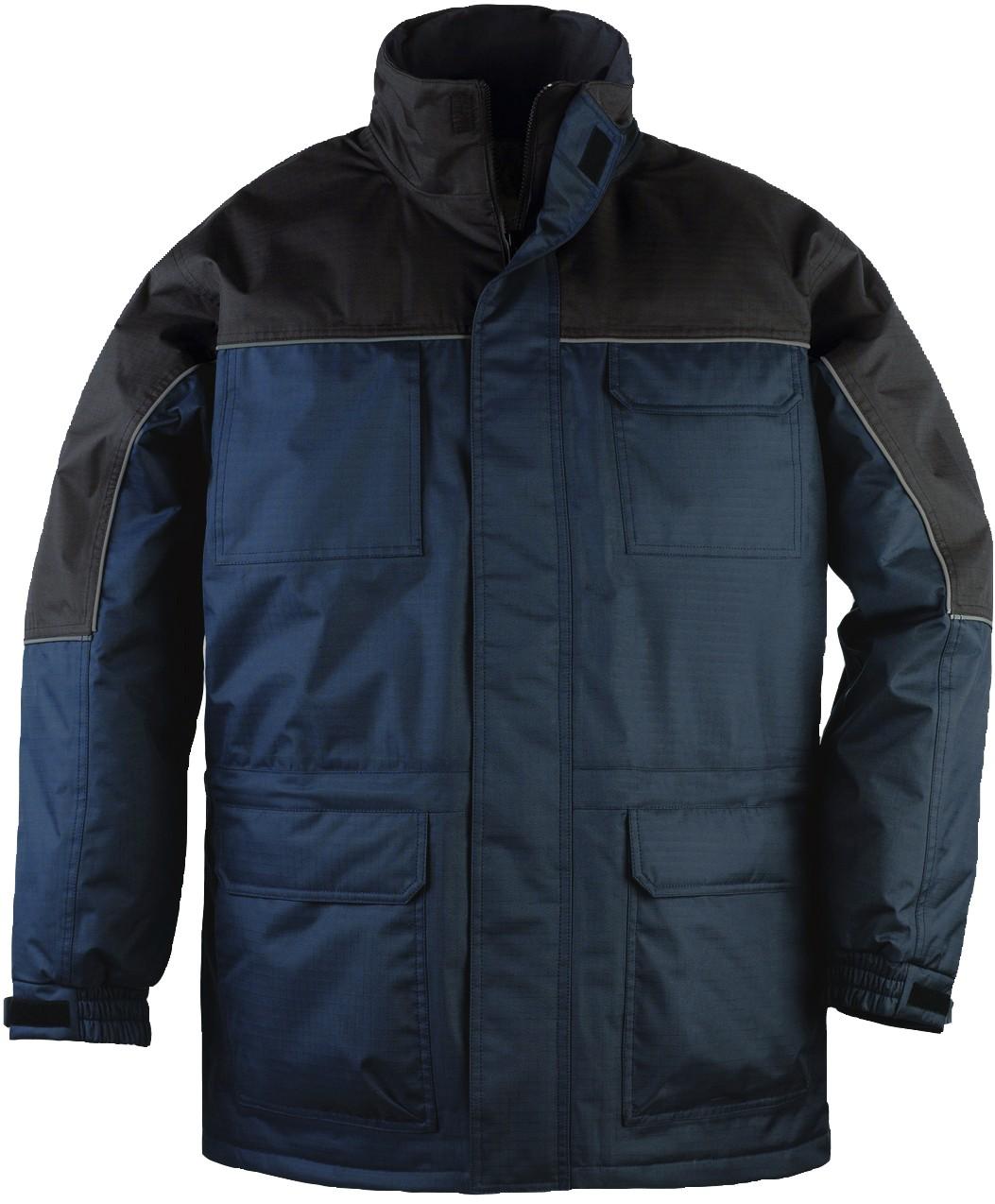RIPSTOP kabát, szakadásbiztos anyag, polárbélés