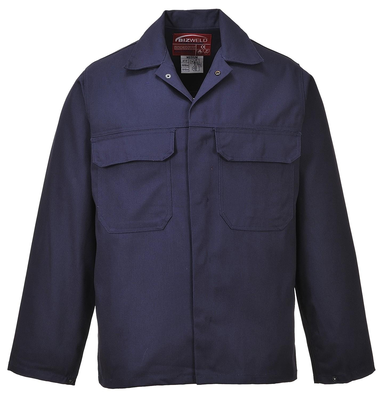 BIZ2 - Bizweld™ kabát tengerészkék