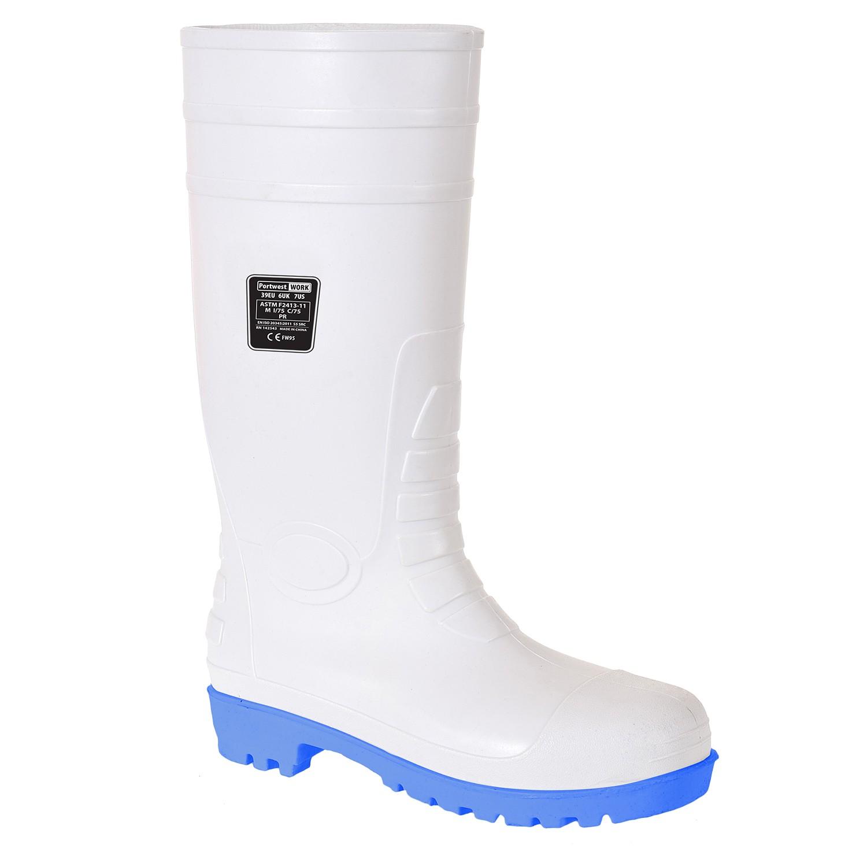FW95 - Steelite™ Total védőcsizma S5 fehér