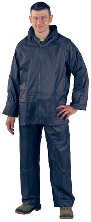 Kétrészes orkánruha (kabát + nadrág)
