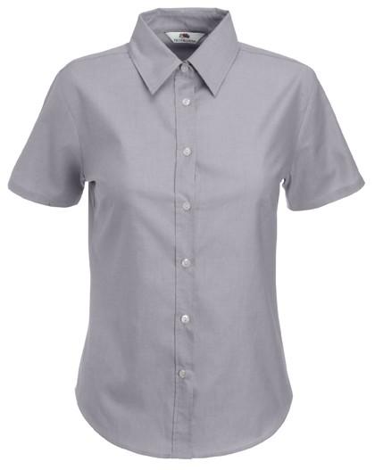0e3ddf16b5 Női rövid ujjú ing (Lady-Fit Short Sleeve Oxford Shirt) Fruit ...