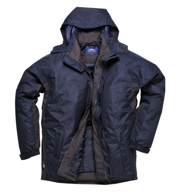 Highland bélelt kabát KIFUTÓ!