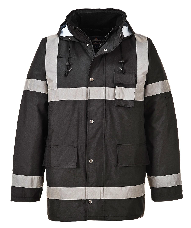 S433 - Iona Lite kabát fekete