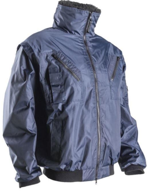 ZEFly 3/1 dzseki, kivehető műszőrme bélés, levehető ujjak
