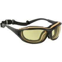 Madlux 2 az 1-ben védőszemüveg sárga lencsével