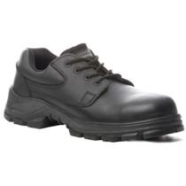 AVENTURINE (S3) fekete vízlepergető színbőr cipő