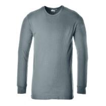 B123 - Hosszú ujjú póló szürke