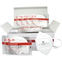 FFP2 szelep nélküli szájmaszk (1db)