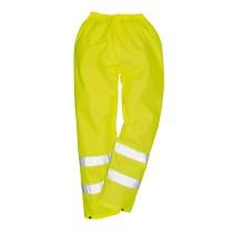 H441 - Jól láthatósági esőnadrág sárga
