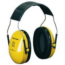 3M™ Peltor® Optime I fültok, normál fejkengyeles (SNR 27dB)
