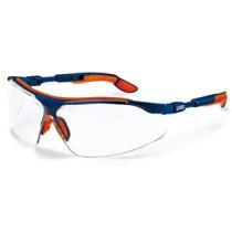 UVEX I-VO szemüveg, víztiszta lencsével (MINIMUM RENDELÉS: 5 db)