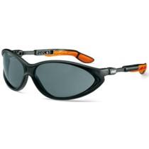 UVEX CYBRIC sportszemüveg állítható szárral, füstszínű lencsével
