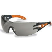UVEX PHEOS narancs/fekete szár, füstszínű lencse