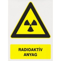 Radioaktív anyag