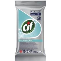 CIF tisztító fertőtlenítő kendő 100 db