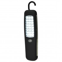 24 LED vizsgálólámpa