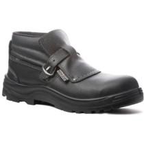 QUARTZ (S3 CK) lábfejvédős bőr bakancs