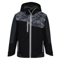 S601 Portwest X3 Reflective kabát - fényvisszaverő metálszürke