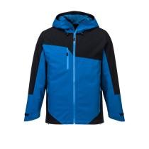 S602 Portwest X3 kéttónusú kabát - kék/fekete