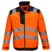 T500 - Vision jól láthatósági kabát narancs