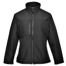 TK41 - Charlotte Softshell dzseki fekete