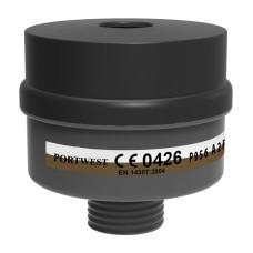 A2P3 kombinált szűrő, univerzális csatlakozás